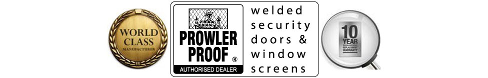 Prowler Proof Products Cairns, Insect Screen Installation Palm Cove, Security Screens Kuranda, Security Windows Port Douglas
